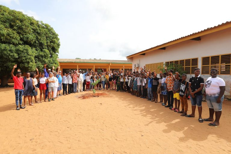 Voyage Scolaire - TMA Festival - Collège Alexandre Macal -Ouidah - Guadeloupe -